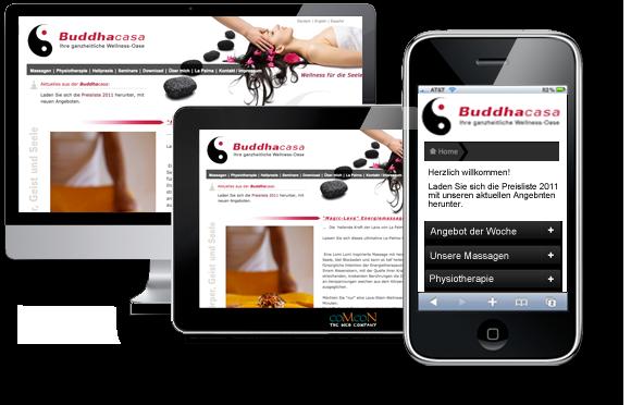 Wie sieht Ihre Internetseite auf einem Smartphone aus?